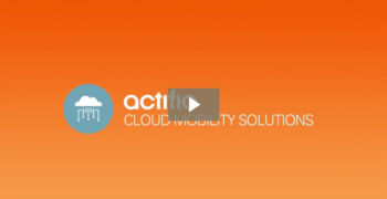 Cloud Mobility Solutions