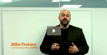 Copy Data Explained in 2 Minutes with Mike Troiano, Actifio Chief Marketing Officer