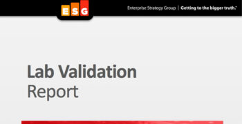 ESG Lab Validation Report: Actifio Sky and Resiliency Director