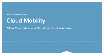 Cloud Mobility: Move Your Data In and Out of the Cloud with Ease