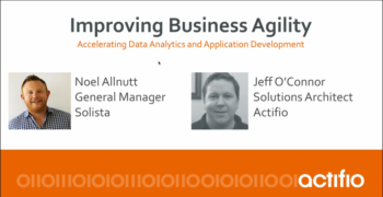 Improving Business Agility