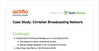 Christian Broadcasting Network Customer Brief