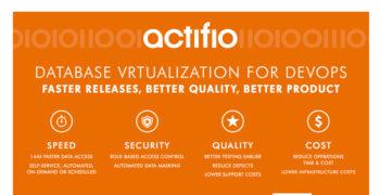 Actifio for Oracle: How it Works