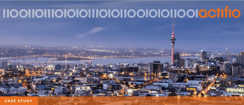 Actifio Case study NZ Lotto