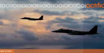 Defense Agency Gets Rapid Oracle Database Recovery & Provisioning with Actifio