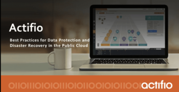 Webinar – Best Practices for Data Protection and Disaster Recovery  in the Public Cloud