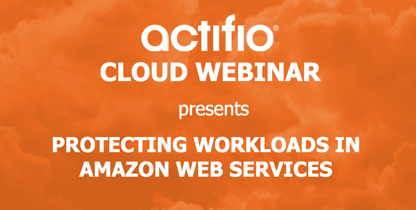 Protecting workloads in AWs