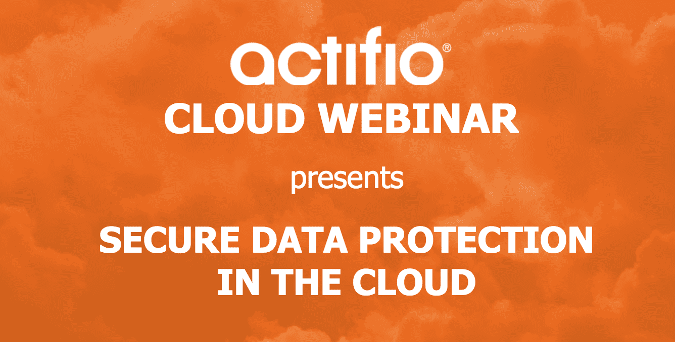 Secure Data Protection in the Cloud