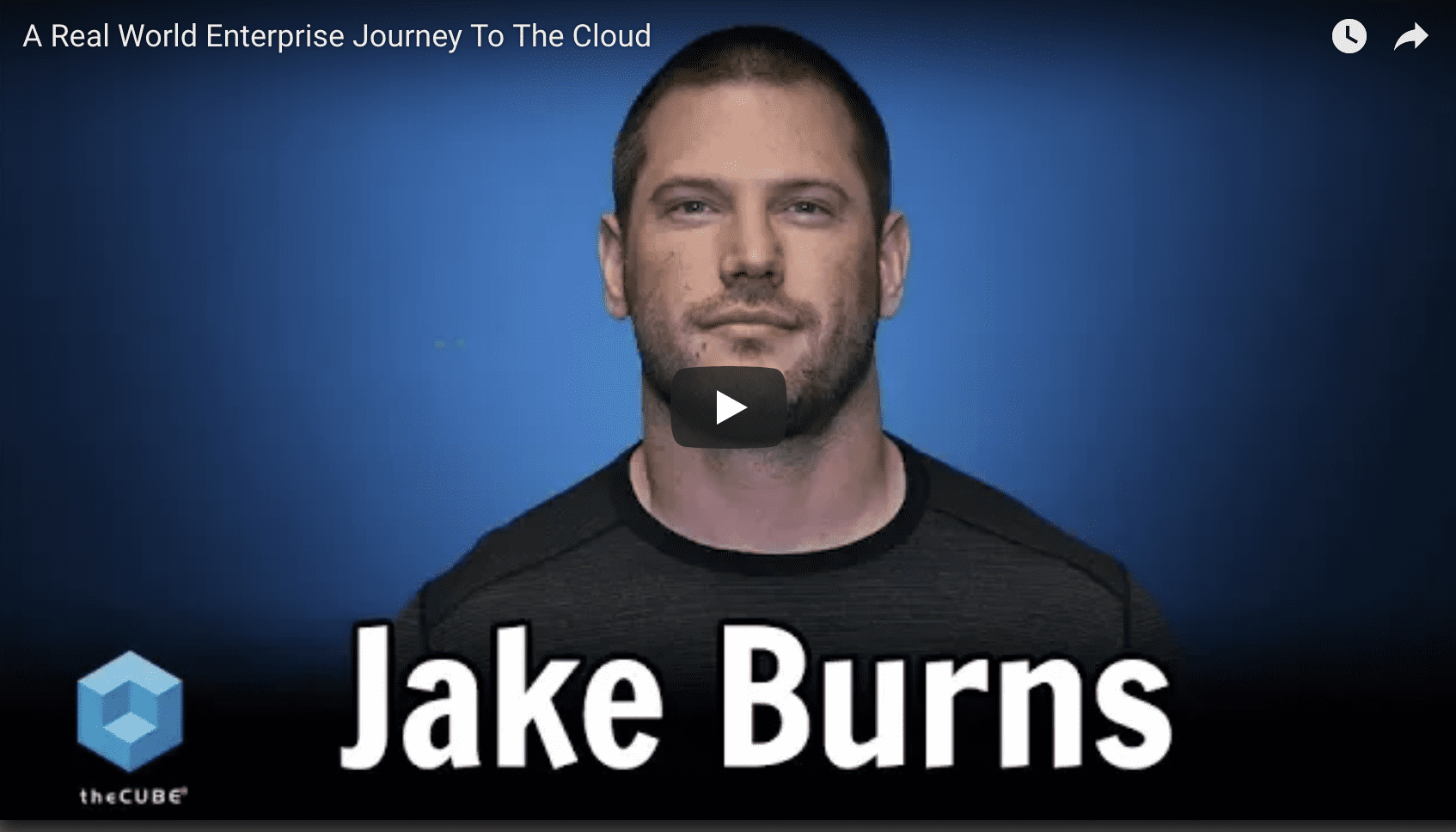 a real world journey to the cloud