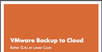 Whitepaper: VMware Backup to Cloud