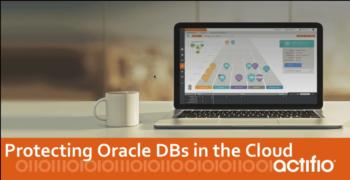 Webinar – Protecting Oracle, EBS, ASM in the Cloud