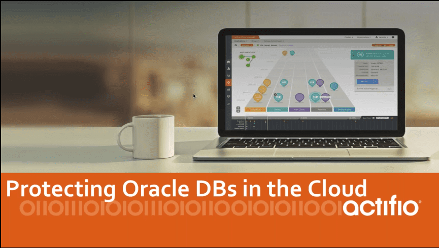 Protecting oracle in the cloud