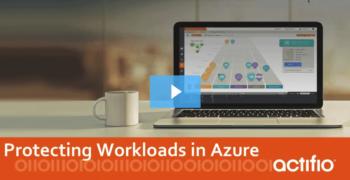 Webinar – Protecting Workloads in Microsoft Azure