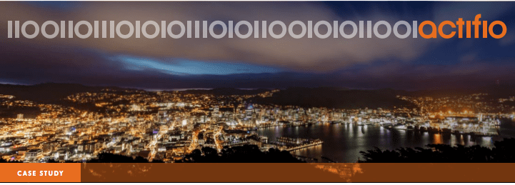 Actifio DR customer case study