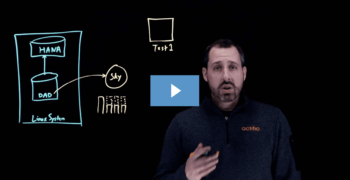 SAP HANA Database Cloning with Actifio – How It Works