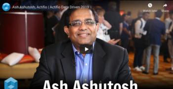 theCube – Ash Ashutosh, Actifio at Actifio Data Driven 2019