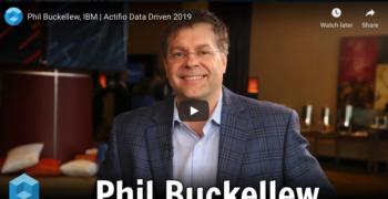 theCUBE – Phil Buckellew, IBM | Actifio Data Driven 2019
