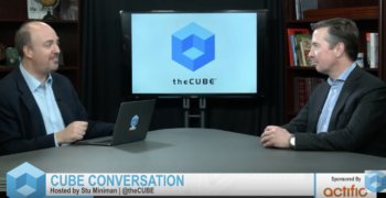 Brian Reagan Interview on theCube, January 2020