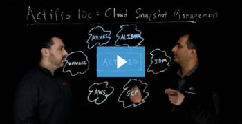 Cloud Snapshot Management
