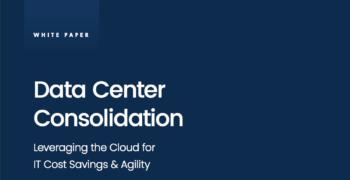 Data Center Consolidation Whitepaper